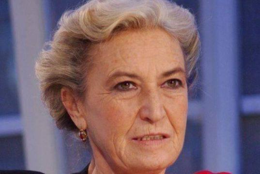 """Barbara Alberti: """"Sono una vecchia non rifatta"""""""