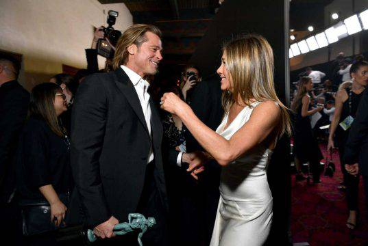 Brad Pitt e Jennifer Aniston di nuovo innamorati? Clamorose