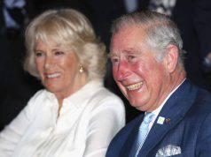 Carlo e Camilla figlio segreto