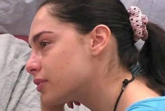 Carlotta Maggiorana, disperata al Gf Vip: cosa è successo?