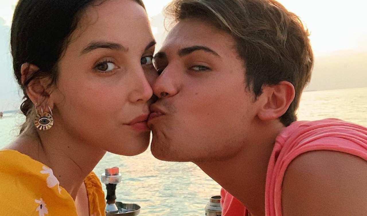Federico Rossi e Paola Di Benedetto