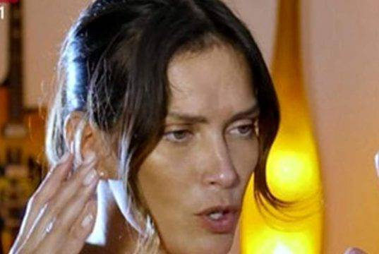 """'GF Vip', Fernanda Lessa fa coming out: """"Sono stata fidanzat"""