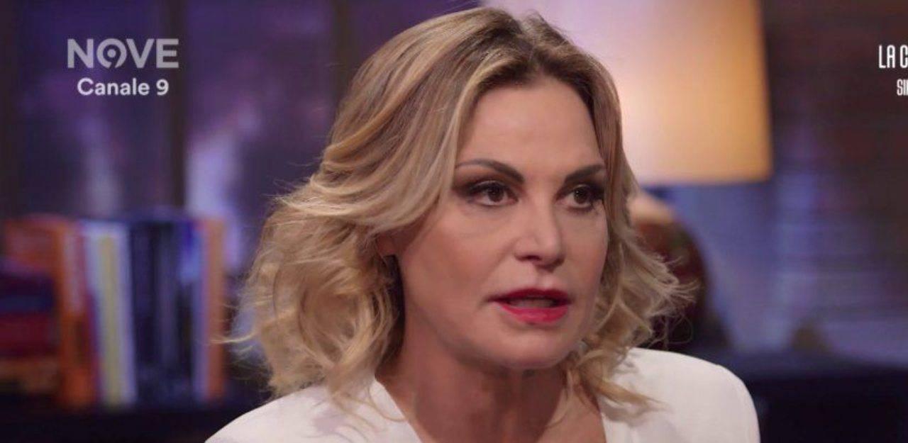 Simona Ventura senza freni