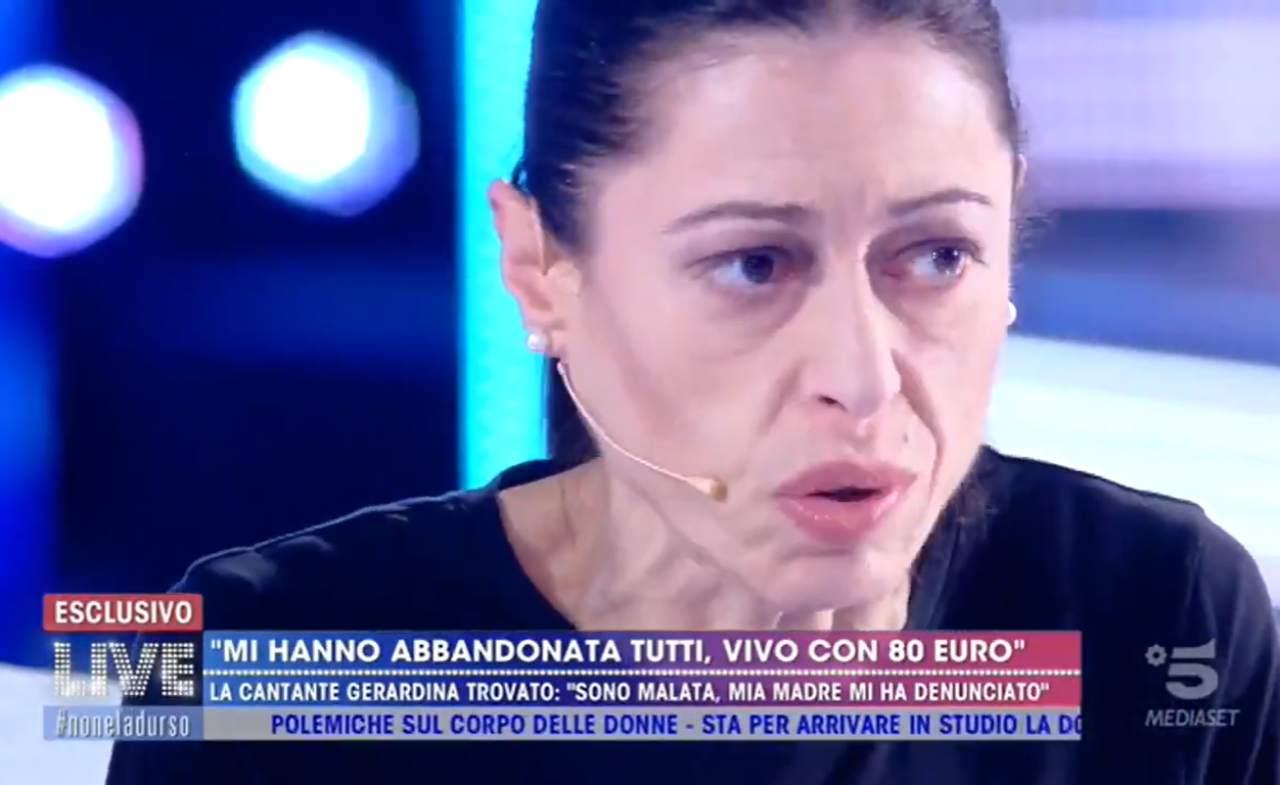 Gerardina Trovato, sconvolge tutti
