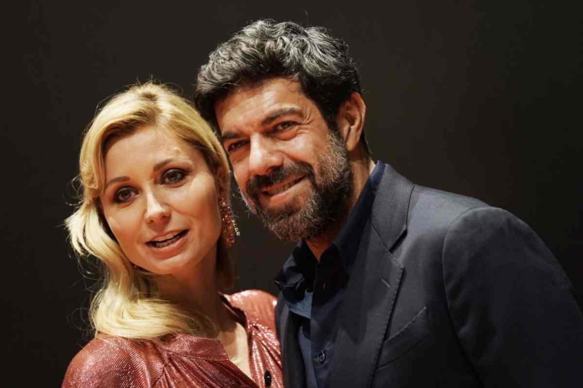 Anna Ferzetti moglie Pierfrancesco Favino