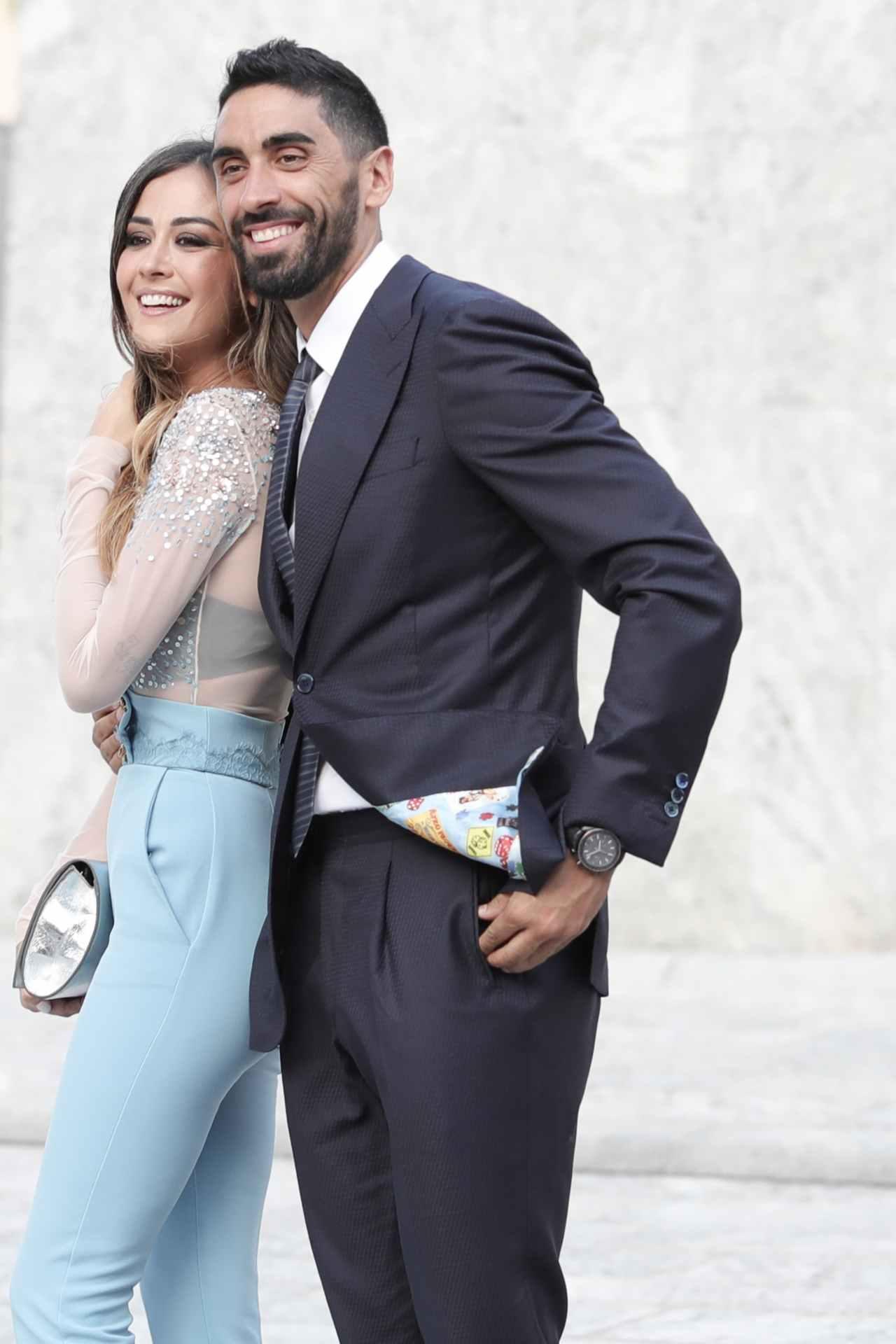 Giorgia Palmas e Filippo Magnini
