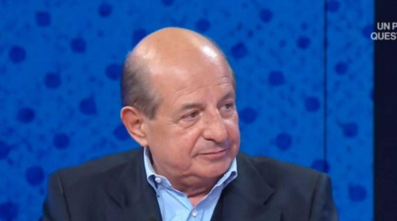 Giancarlo Magalli schianto sulla cassia (1)