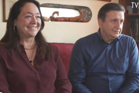 Irene Bellini moglie Roberto Giacobbo, svelato il primo inco