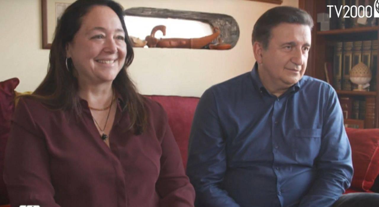 Irene Bellini moglie Roberto Giacobbo