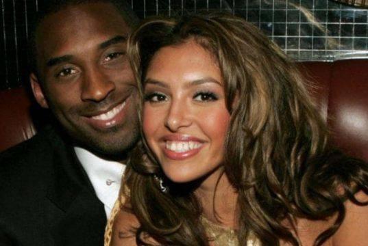 """Kobe Bryant il patto con la moglie Vanessa: """"Mai insieme in elicottero"""""""