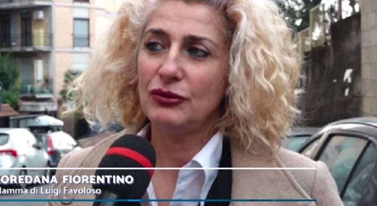 Loredana Fiorentino mamma Luigi Favoloso