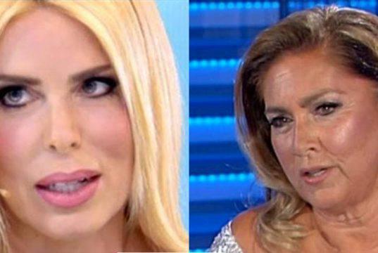 Loredana Lecciso vince la guerra a distanza contro Romina