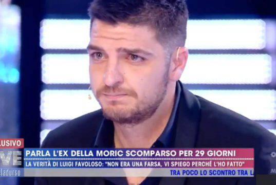 """Luigi Favoloso, rivelazione incredibile: """"Mia madre ha preso"""