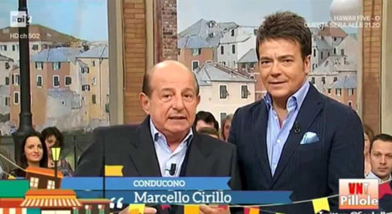 """Marcello Cirillo ancora astio con Magalli? """"Sto con Adriana"""""""
