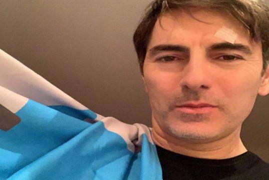 Marco Liorni, che paura per la figila: ecco cosa è successo