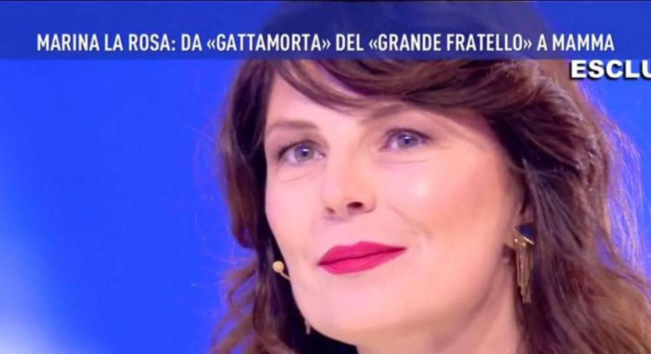 Marina La Rosa a Vieni da me ha raccontato del terribile momento nel quale ha scoperto della morte di Pietro Taricone