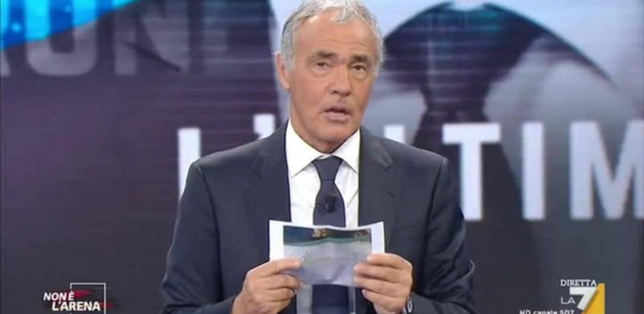 Massimo Giletti nuova vita
