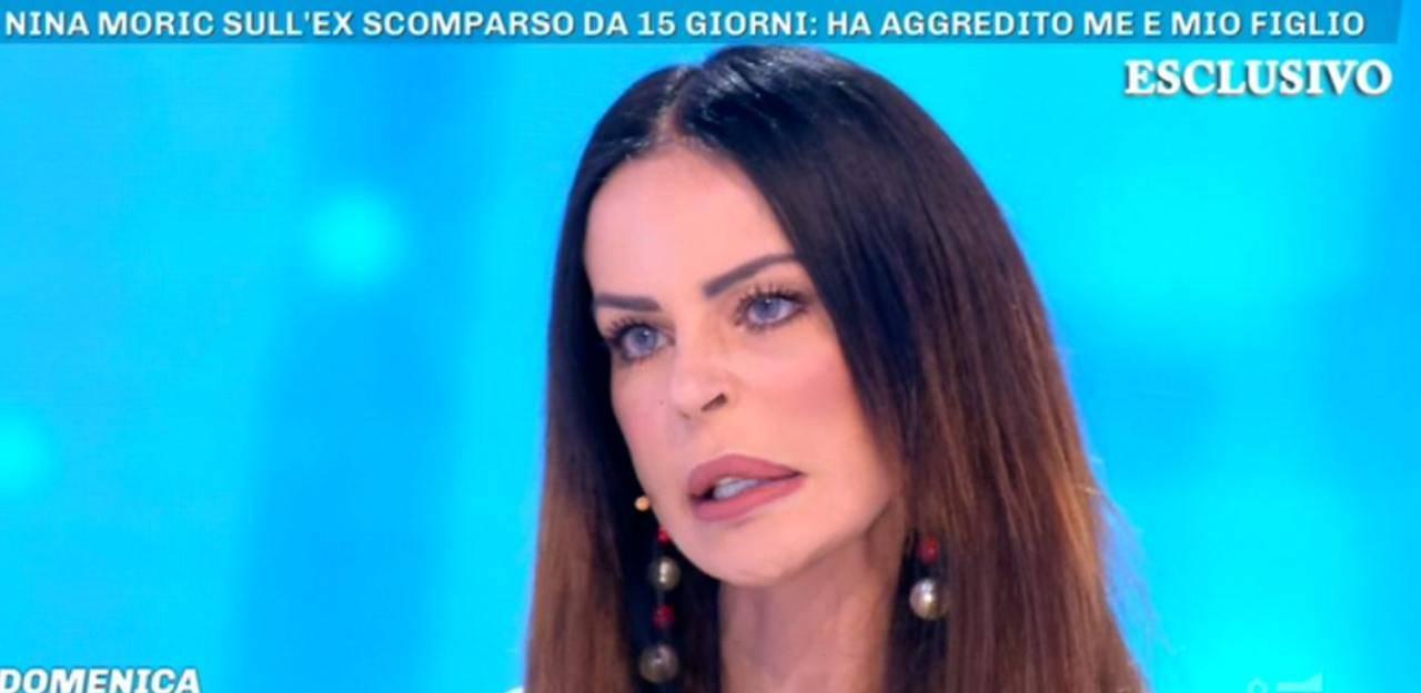 Nina Moric accusa Luigi Favoloso (1)