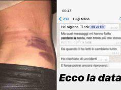 Nina Moric prove contro Luigi Favoloso