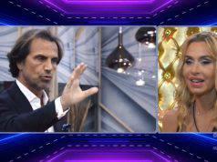 Valeria Marini contro Antonio Zequila