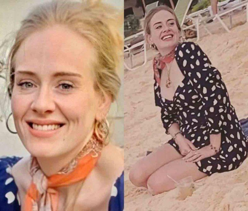 Adele, addio kg di troppo. La cantante è in forma smagliante