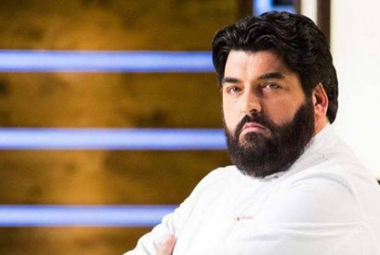 Antontino Cannavacciuolo, lo chef per alleviare lo stressa d