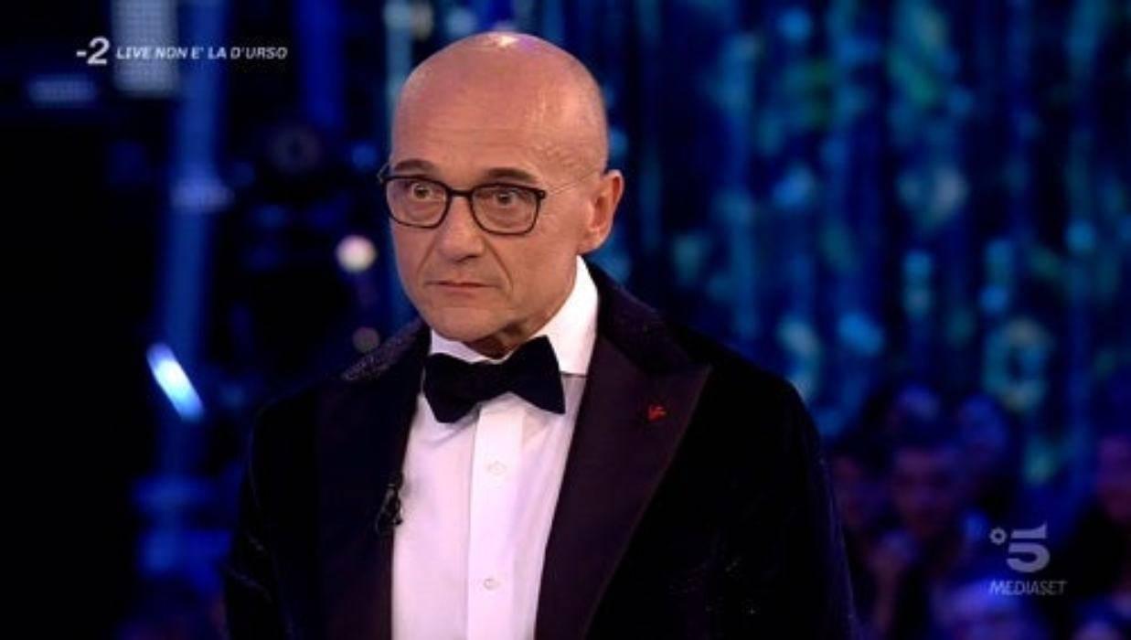 Mediaset Signorini Belen