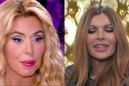 Valeria Marini contro Rita Rusic: lite infuocata al Gf Vip