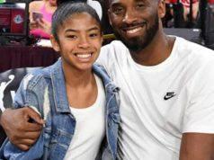 Kobe Bryant e Rosa Maria