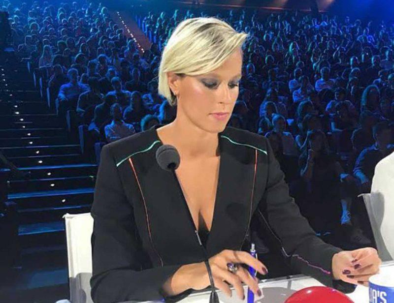 Federica Pellegrini ad Italia's got talent