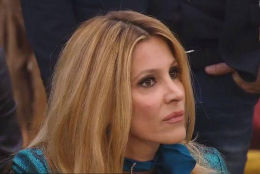"""Adriana Volpe, critiche dal marito: """"Adesso basta"""""""