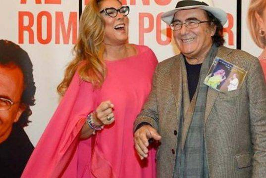 Albano e Romina avvistati di nuovo insieme: pranzetto intimo