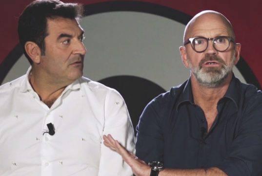 """Max Giusti e Marco Mazzocchi, I Gladiatori: """"Esperienza duri"""