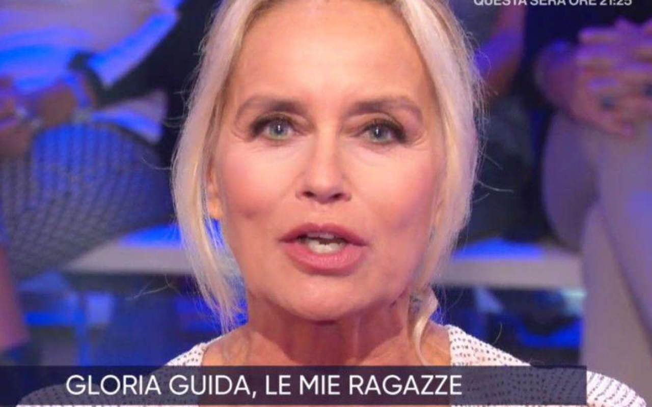 Gloria Guida moglie Johnny Dorelli
