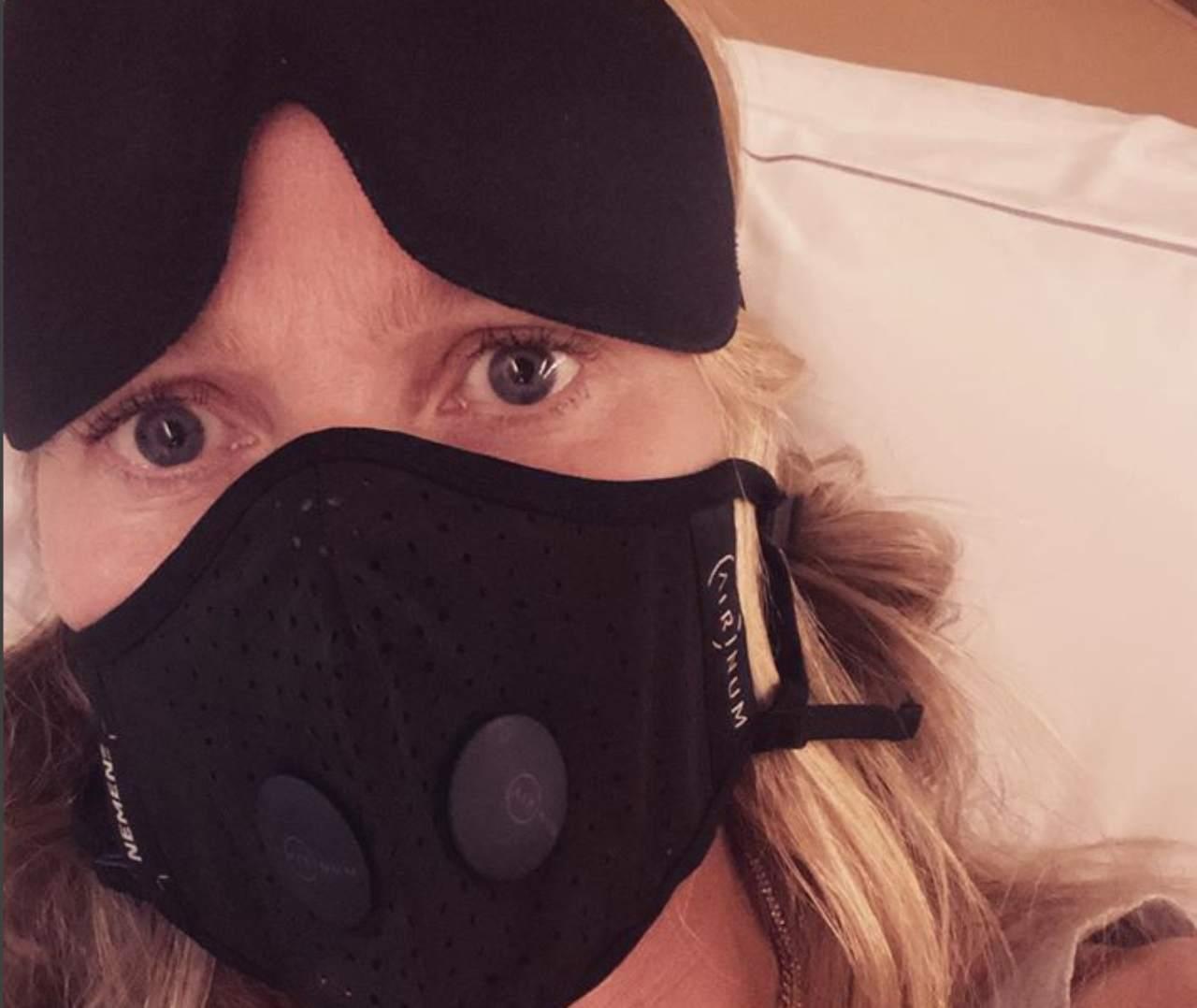 Gwyneth Paltrow mascherina film