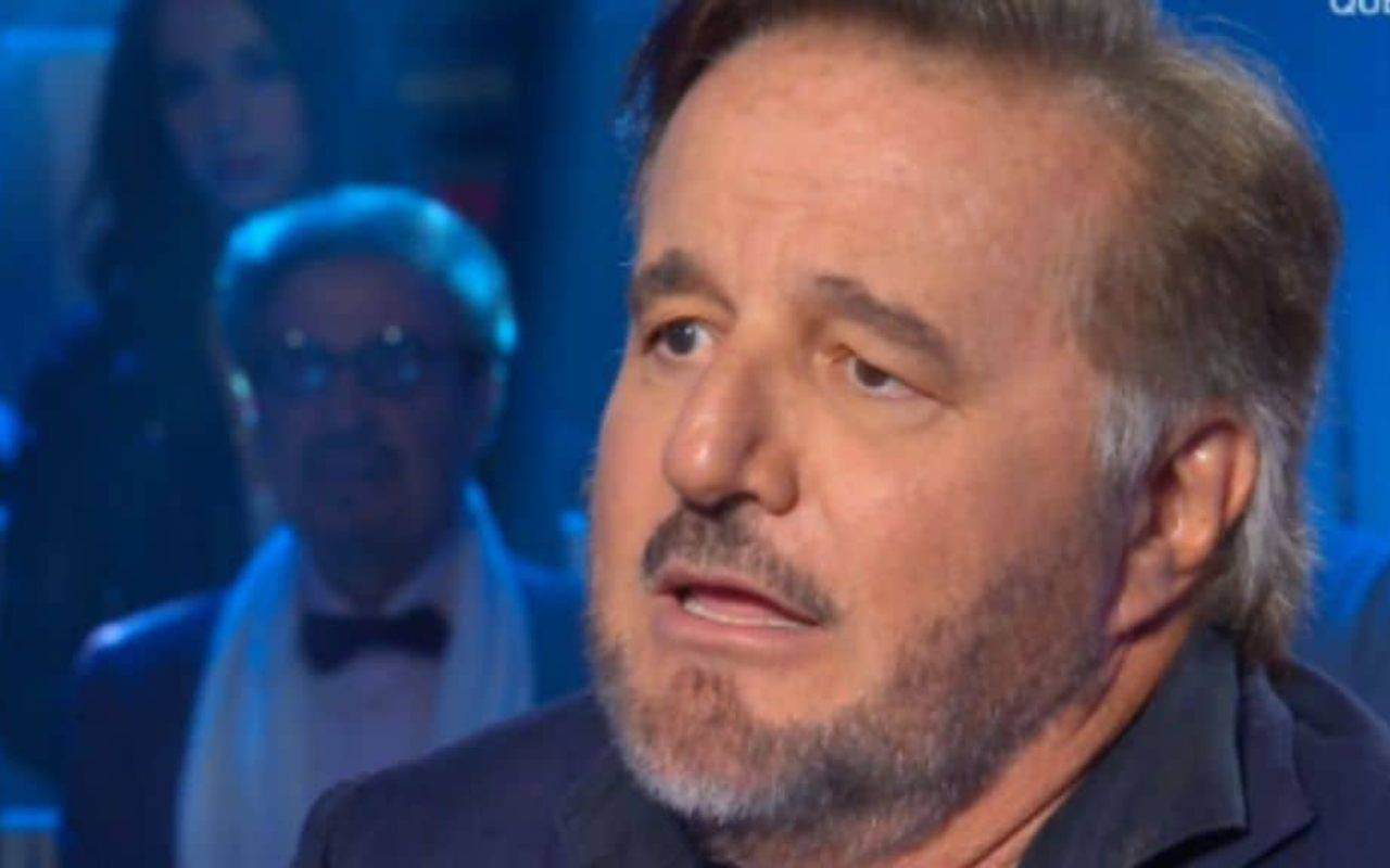 Christian De Sica Domenica In