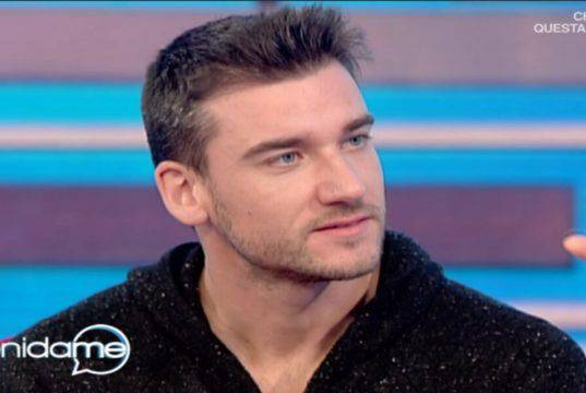 Damiano Carrara |  nuovo programma in tv |  fan al settimo cielo