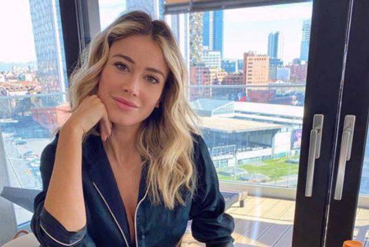 Diletta Leotta in quarantena: il dettaglio non sfugge ai fan