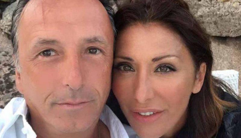 Enrico Monti marito Sabrina Salerno,