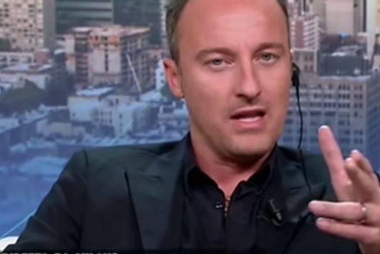 """Francesco Facchinetti contro vip in quarantena: """"La testa vu"""