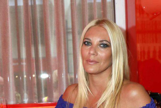 """Eleonora Daniele, rivelazione di Costanzo: """"È il simbolo deg"""