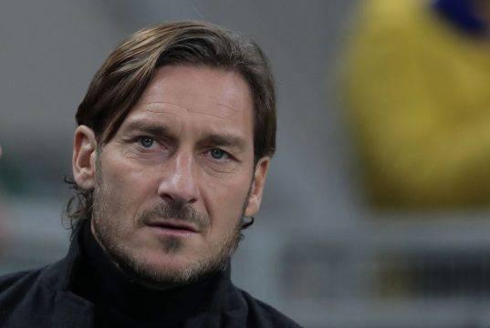 """Francesco Totti camuffato: """"Siete abbastanza tirchi"""""""