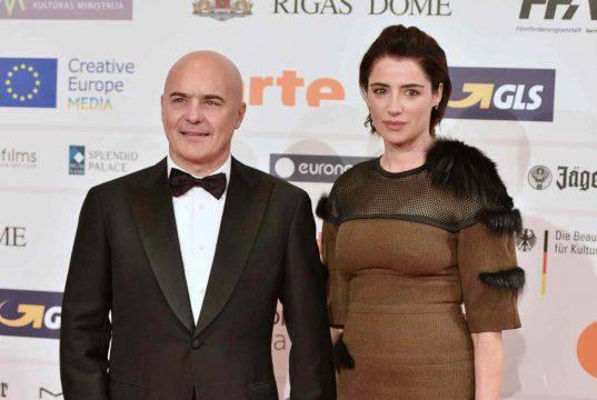 Luisa Ranieri: perchè non voleva lavorare con il marito Luca Zingaretti?