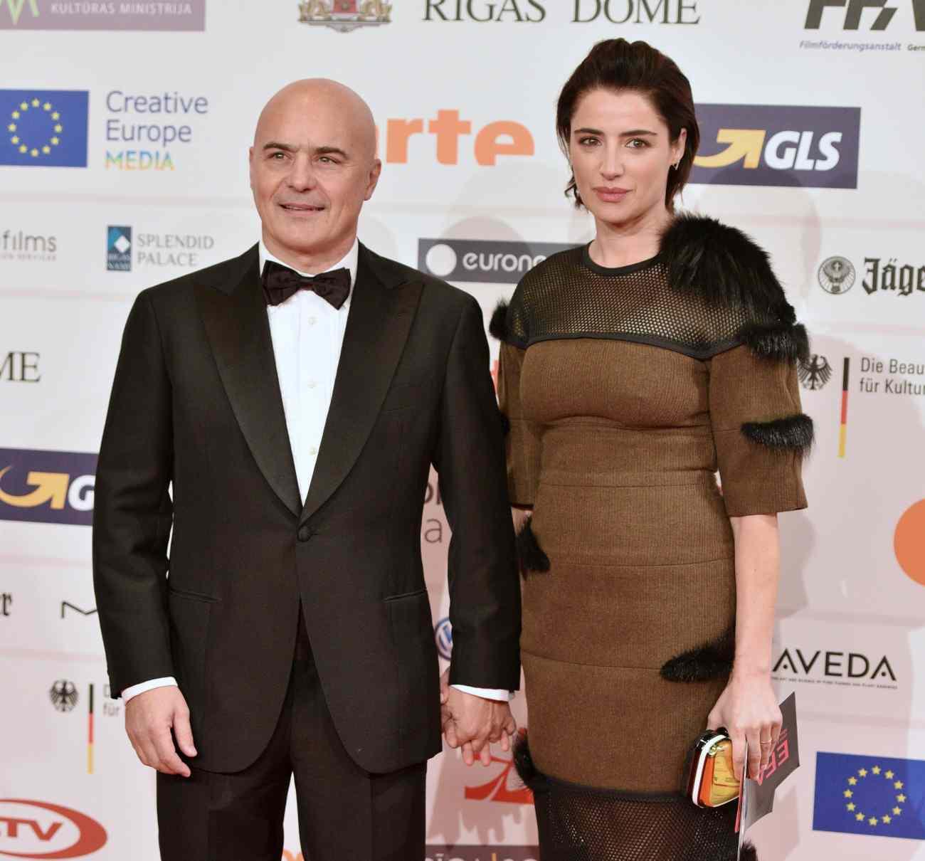 Luisa Ranieri marito Luca Zingaretti