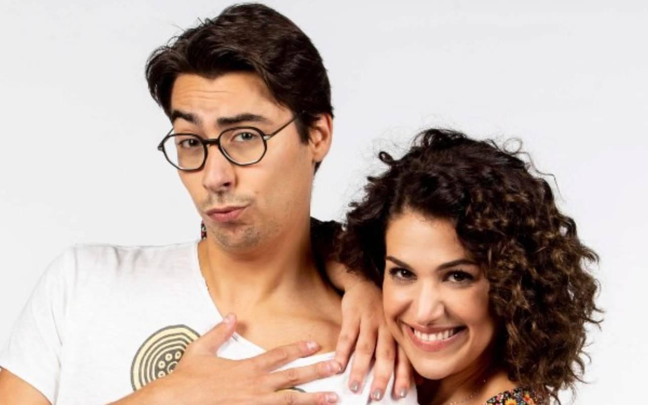 Annandrea Vitrano e Claudio Casisa,