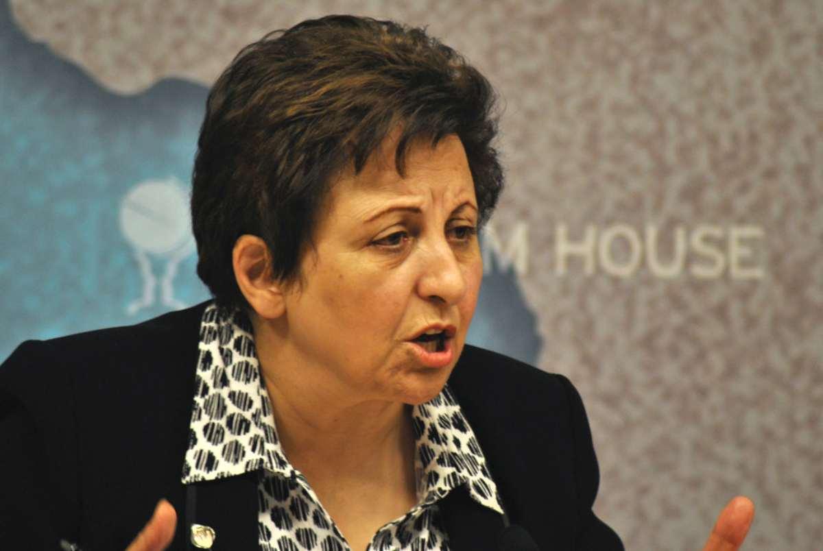 Javad Tavassolian ex marito Shirin Ebadi