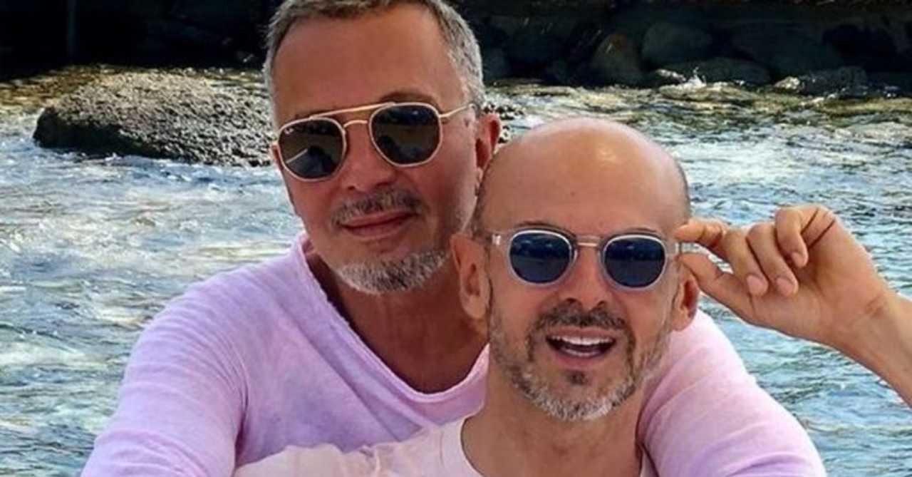 Laurent compagno Enzo Miccio