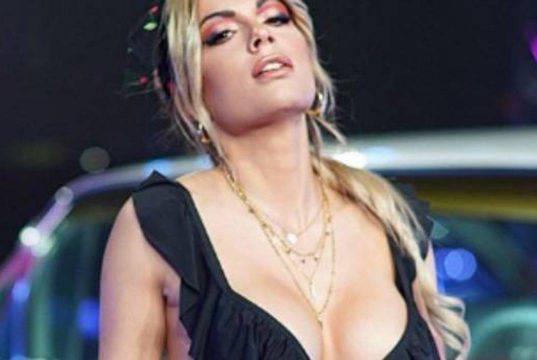 Ludovica Pagani strepitosa  |  il seno è tutto da vedere  |  pazzesca – FOTO