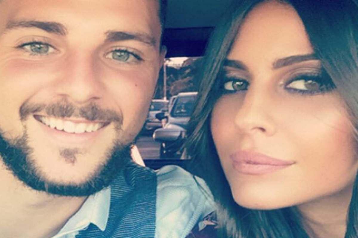 Mattia Destro marito Ludovica Caramis