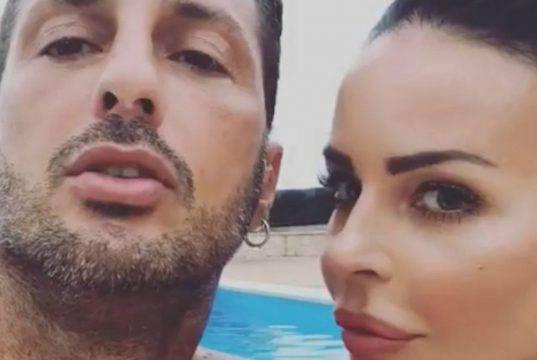 Fabrizio Corona e Nina Moric in che rapporti sono oggi? La verità